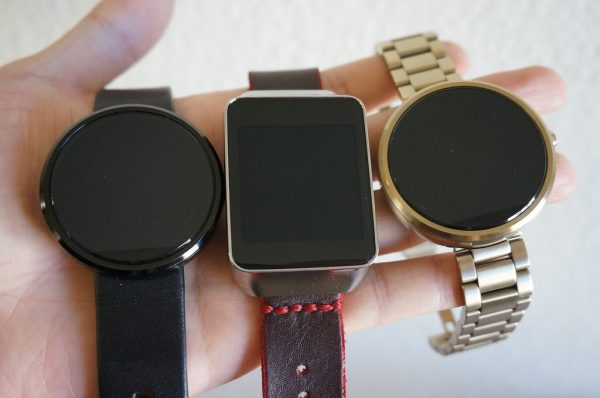mejores smartwatch android