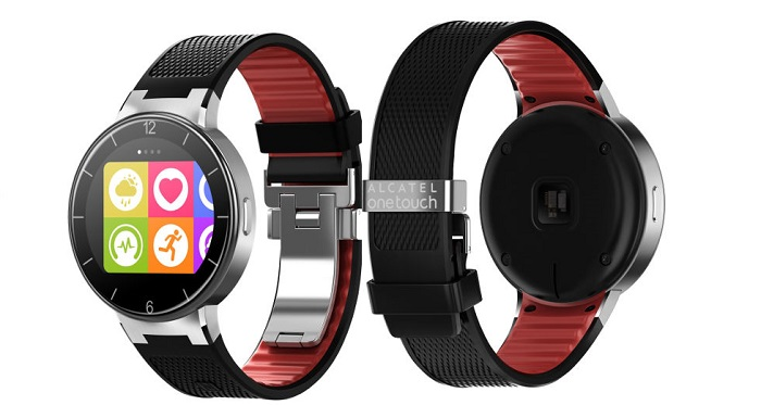 Smartwtch alcatel onetouch watch