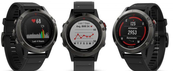 smartwatch fenix 5