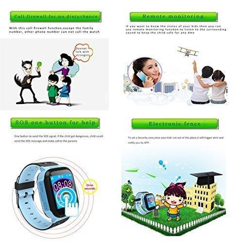 smartwatch para niños opiniones