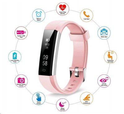 smartwatch mujer barato